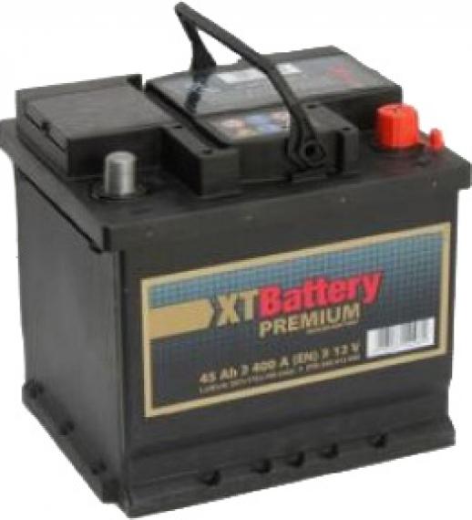 Аккумулятор XT 6 СТ-45-R Premium XT BAT PREMIUM 45 на Renault Fluence