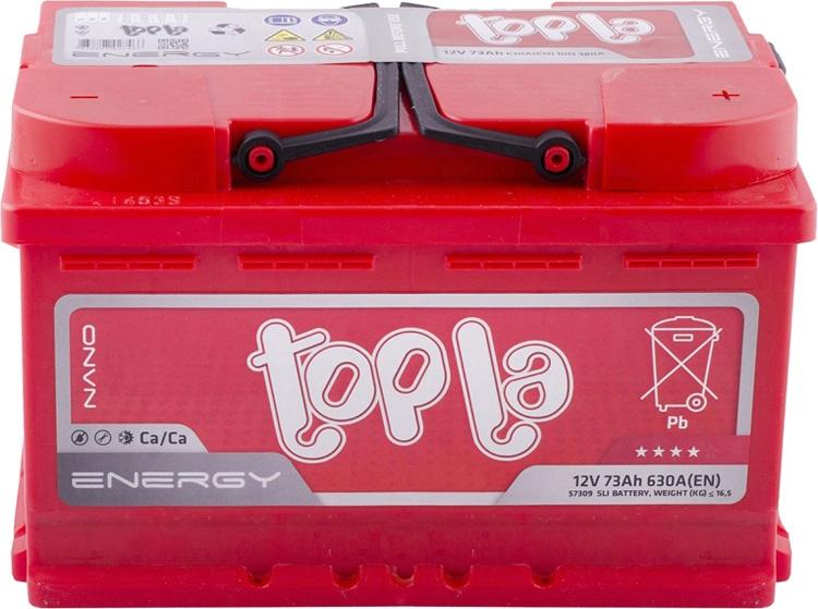 Аккумулятор Topla 6 СТ-73-R Energy 108073 на Volvo XC90