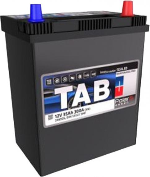 Аккумулятор TAB 6 СТ-35-R Polar S JIS 246735