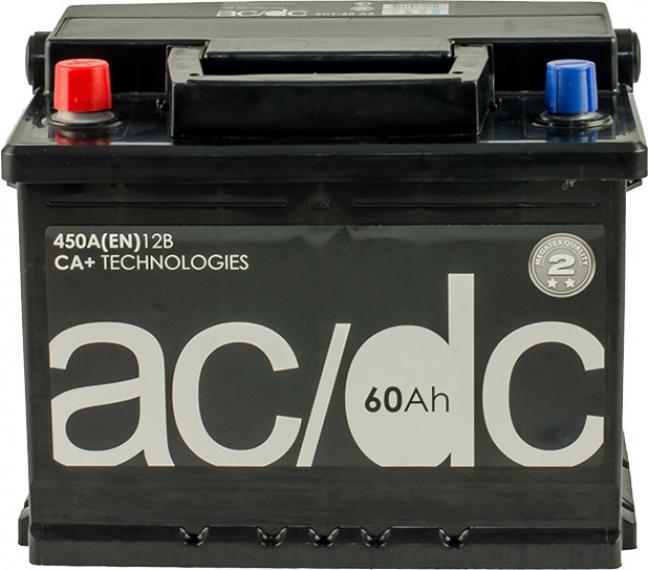 Аккумулятор Magic Energy 6 СТ-60-L AC/DC MGT060A01