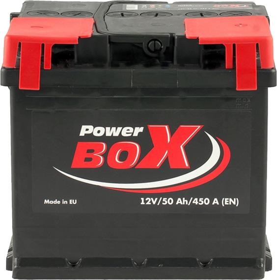Аккумулятор PowerBox 6 СТ-50-R  SLF05000