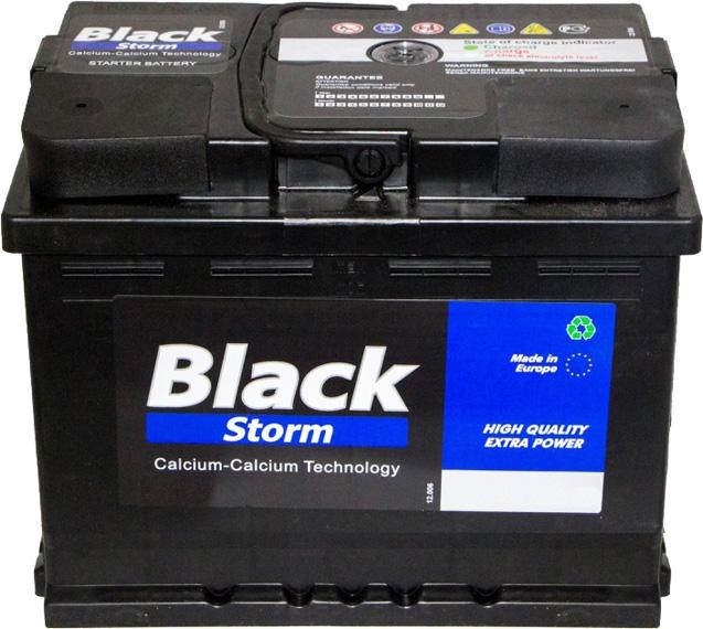 Аккумулятор AutoPart 6 СТ-60-R Black Storm ARL060BS0 на Fiat Doblo