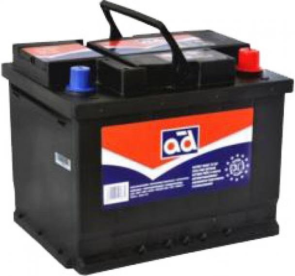 Аккумулятор Ad 6 СТ-45-R  204 046 040