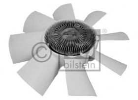 Вентилятор системы охлаждения двигателя Febi 35552