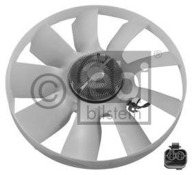 Вентилятор системы охлаждения двигателя Febi 45800