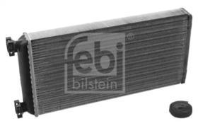 Радиатор печки Febi 100668