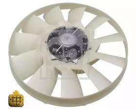 Вентилятор системы охлаждения двигателя Febi 48298