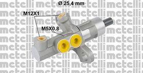 Главный тормозной цилиндр Metelli 05-0811