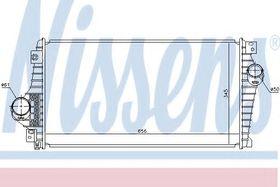 Интеркулер Nissens 96399