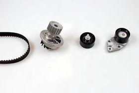 Комплект ремня ГРМ + помпа Hepu PK07950