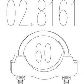 Соединительные элементы MTS 02.8161
