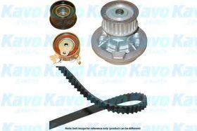 Комплект ремня ГРМ + помпа Kavo Parts DKW-1004