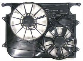 Вентилятор системы охлаждения двигателя NRF 47535