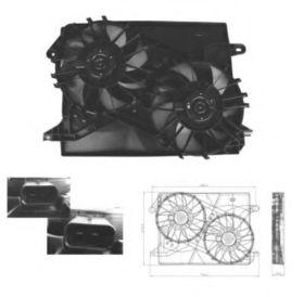 Вентилятор системы охлаждения двигателя NRF 47674