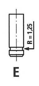 Выпускной клапан Freccia R3599/RCR