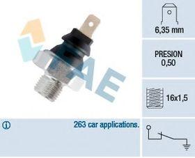 Датчик давления масла FAE 11270