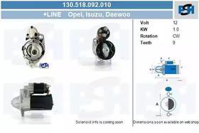 Стартер CV PSH 130518092010