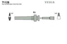 Комплект проводов зажигания Tesla T112B