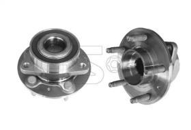 Комплект ступицы колеса GSP 9330019