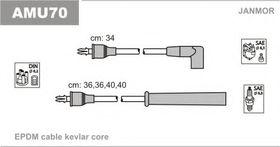 Комплект проводов зажигания Janmor AMU70
