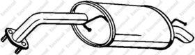 Глушитель выхлопных газов конечный Bosal 128-013