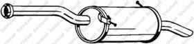 Глушитель выхлопных газов конечный Bosal 135-121