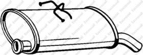 Глушитель выхлопных газов конечный Bosal 135-707