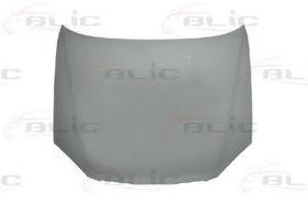 Капот двигателя BLIC 6803-00-1132282P