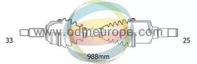 Полуось ODM-Multiparts 18002570