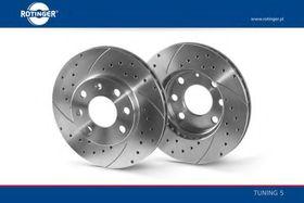 Тормозной диск Rotinger RT 4551 T5