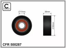 Обводной ролик Caffaro 500287