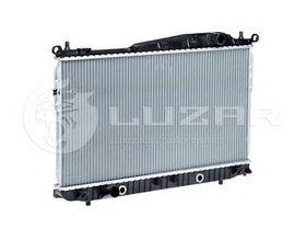 Радиатор охлаждения двигателя Luzar LRc 05177