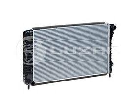 Радиатор охлаждения двигателя Luzar LRc 0543