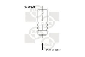 Впускной клапан BGA V165970