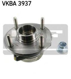Комплект ступицы колеса SKF VKBA 3937