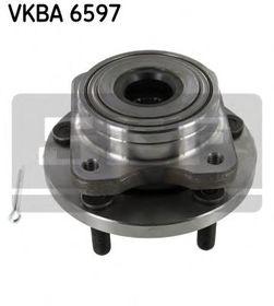 Комплект ступицы колеса SKF VKBA 6597