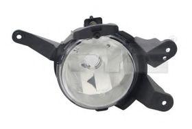 Передняя противотуманная фара Tyc 19-5991-01-9