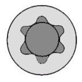 Болт головки цилиндра Reinz 14-32217-01