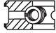 Комплект поршневых колец Mahle 005 31 N0
