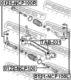 Наконечник рулевой тяги Febest 0121-NCP100R