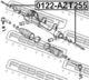 Рулевая тяга Febest 0122-AZT255