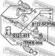 Рулевая тяга Febest 0122-SCP10