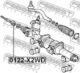 Рулевая тяга Febest 0122-X2WD