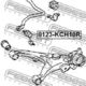 Стойка стабилизатора Febest 0123-KCH10R