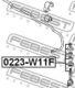 Стойка стабилизатора Febest 0223-W11F для Nissan Avenir