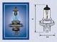 Лампа дальнего света Magneti Marelli 002156100000