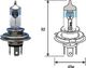 Лампа дальнего света Magneti Marelli 002585100000