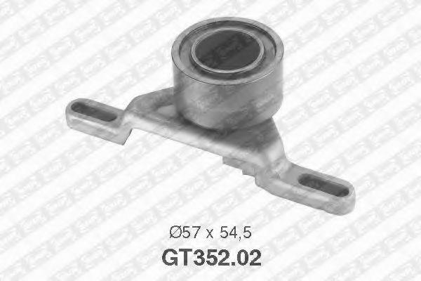 Купить Натяжной ролик ремня ГРМ, SNR GT35202