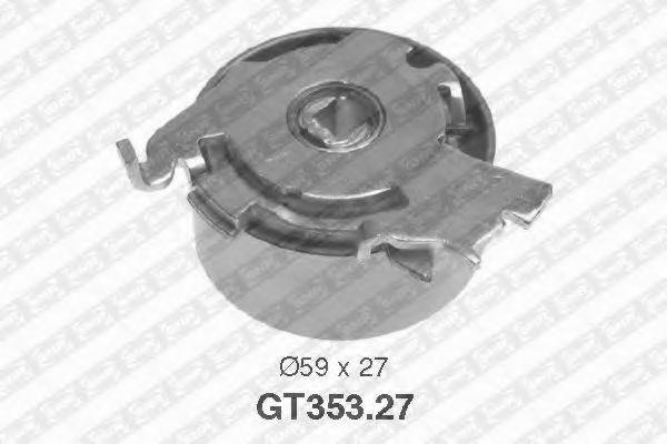 Купить Натяжной ролик ремня ГРМ, SNR GT35327