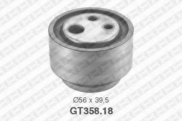 Купить Натяжной ролик ремня ГРМ, SNR GT35818